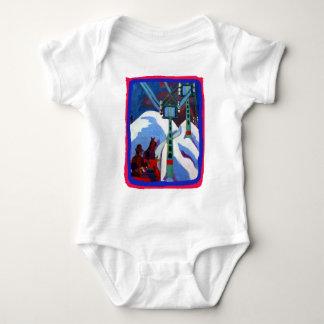 O passeio do trenó por Ernst Ludwig Kirchner Tshirt