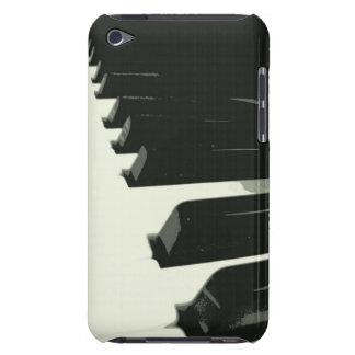O piano fecha a capa do ipod touch capa para iPod touch