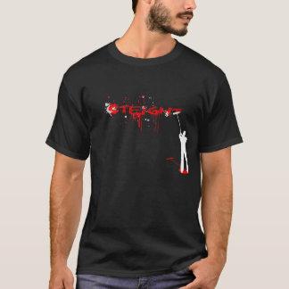 O pintor camisetas