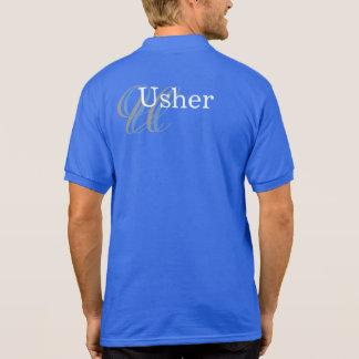 O pólo de Usher T-shirts