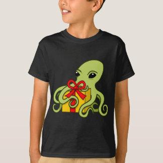 O polvo de doação camisetas