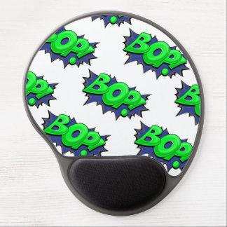 O pop art cómico Bop! Mousepads De Gel
