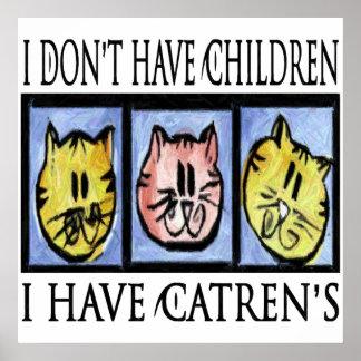 O poster de Catren
