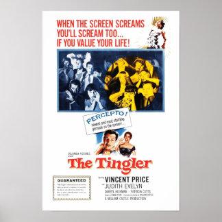 O poster de Tingler