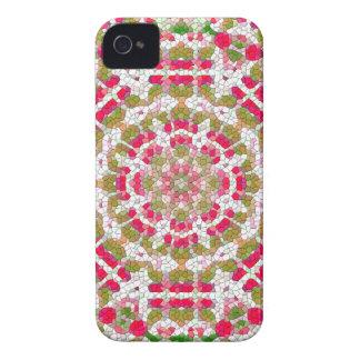 O presente bonito das mulheres cor-de-rosa da capinha iPhone 4