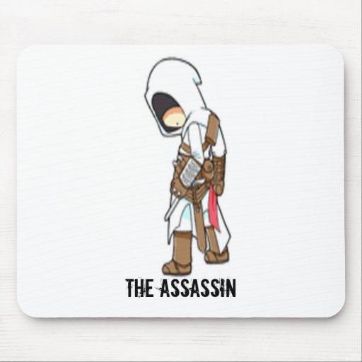 O presente Mousepad do assassino