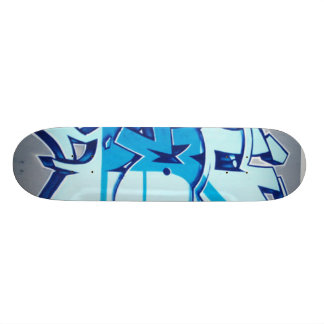 o preto largo skateboard