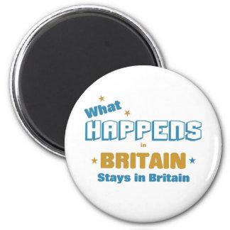 o que acontece em Grâ Bretanha Ima
