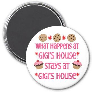 O que acontece no ímã da casa de GiGi Imas