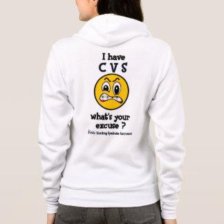 O que é sua desculpa… CVS T-shirts