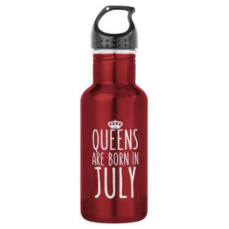 O Queens é nascido em julho