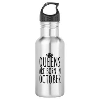 O Queens é nascido em outubro Garrafa