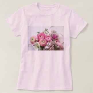 O ranúnculo, outro primavera floresce o t-shirt