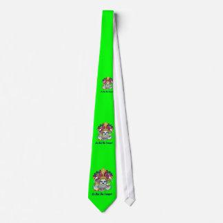 O rei do carnaval do tempo vê por favor sobre o gravata
