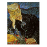 O retrato de Vincent van Gogh do Dr. Gachet era pa Cartões Postais