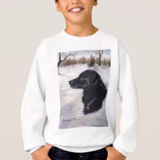 O retrato do cão de Actune caçoa a camisola Tshirts
