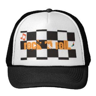 O rock and roll denominou o chapéu boné