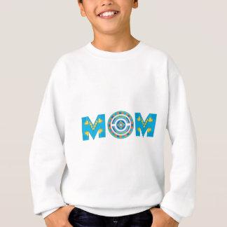 O roupa diz a MAMÃ Tshirt