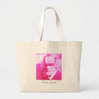 O saco cor-de-rosa original de Freud Bolsas
