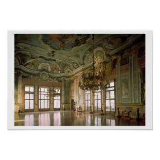 O salão de baile (foto) poster