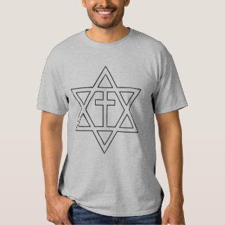 O salvação de é do t-shirt dos judeus