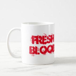 O sangue fresco da caneca dos E.U. TVSeries dos