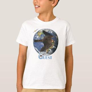 O satélite da procura caçoa o T Tshirt