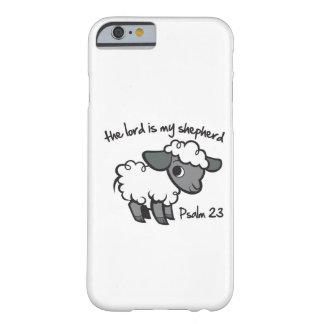 O senhor é meu pastor capa barely there para iPhone 6