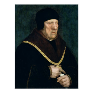 O senhor Henry Wyatt chamou às vezes Milord Cromwe Poster