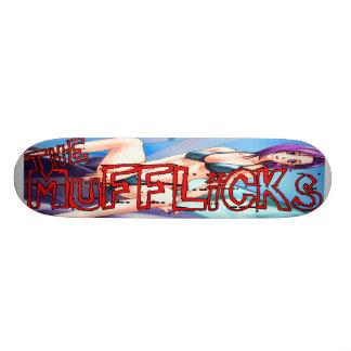 O skate de Mufflicks