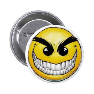 o smiley desvanece-se pins