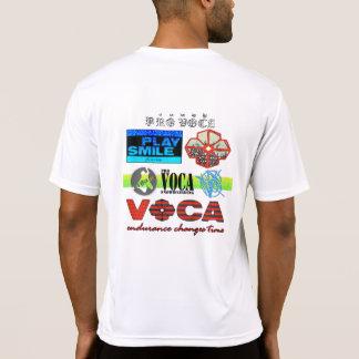 o sorriso do jogo desvanece-se patrocinadores da t-shirt