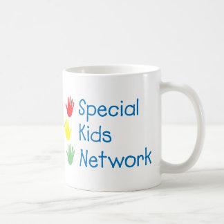 O Special caçoa a rede Caneca De Café