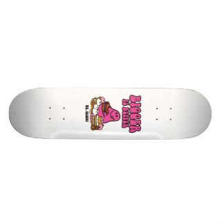O Sr. Ávido | mais grande é melhor Shape De Skate 20cm