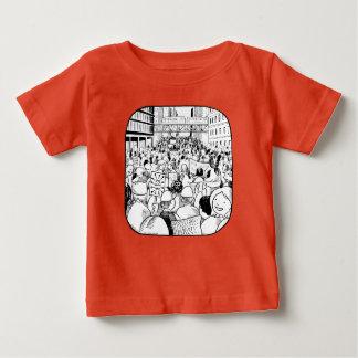 O T da criança do março Chicago das mulheres T-shirt