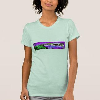 O T das mulheres da vigia de Naupaka T-shirt