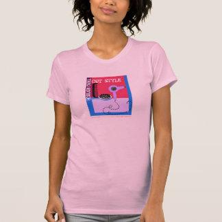 O T do cabeleireiro Camiseta