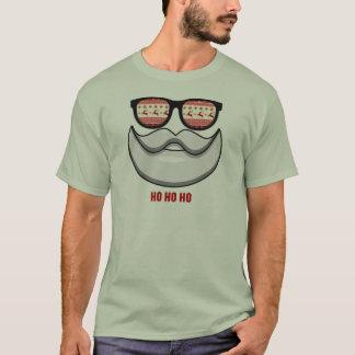 O T IM dos homens boas festas Camisetas