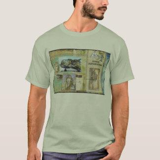 """O t-shirt básico dos homens da """"aviação"""""""