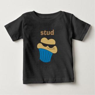 O t-shirt das crianças personalizadas muffin do