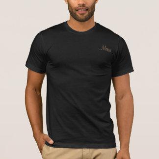 O t-shirt das mulheres de Maui