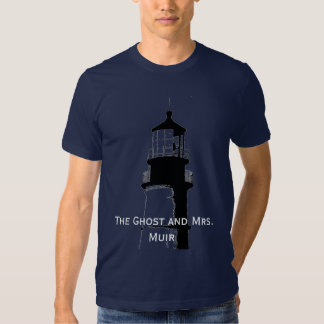 O t-shirt do fantasma e da Sra. Muir