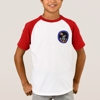 O t-shirt do miúdo de SPET®