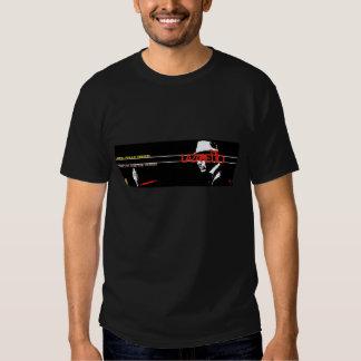 O t-shirt do promocional do Lazaretto