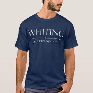 O t-shirt dos homens