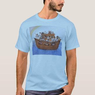 O t-shirt dos homens da arca de Noah