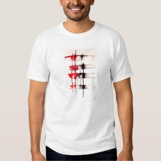 """O t-shirt dos homens de """"Paralax"""""""