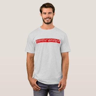 O t-shirt dos homens de Redstone Gamer64 YouTube