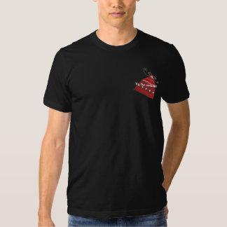 O t-shirt dos homens dos feriados do coelho do