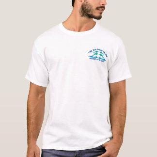 O t-shirt dos homens - o cruzeiro dos golfinhos